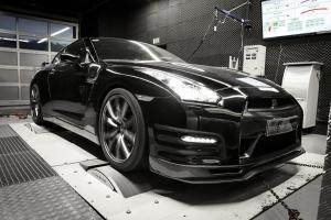 Nissan GT-R 3.8 V6 Bi-Turbo 1000PS by Mcchip-DKR 2016 года