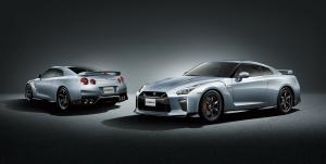 Nissan GT-R Track Edition 2016 года (JP)
