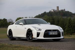 2016 Nissan GT-R Track Edition