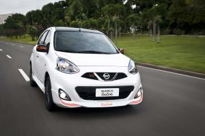 Nissan March Rio 2016 2016 года (BR)
