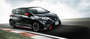 2016 Nissan Note Nismo S