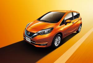 2016 Nissan Note e-POWER