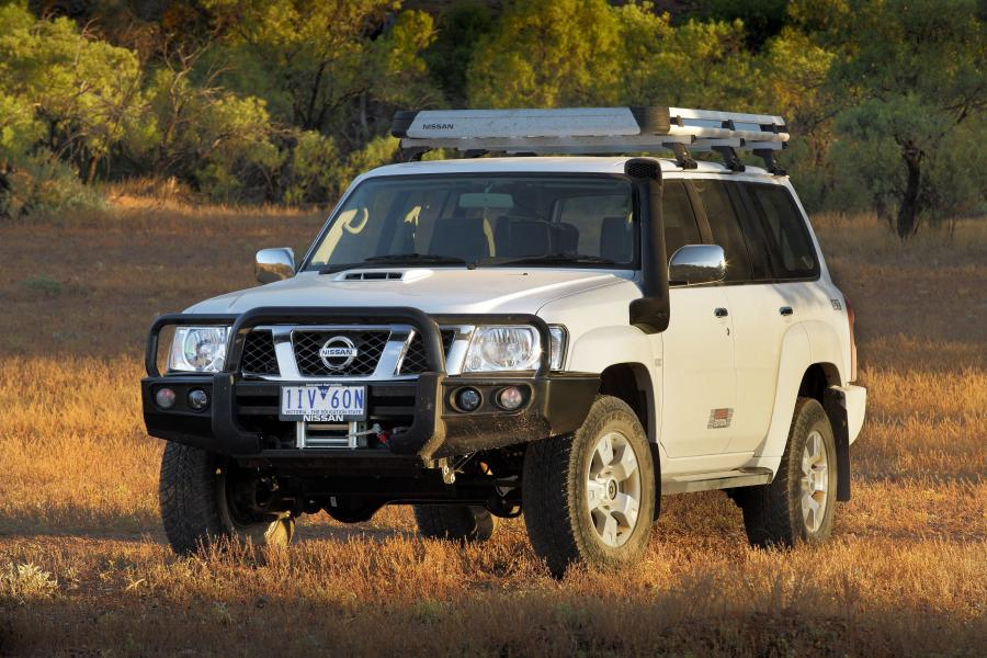 Nissan Patrol ST Legend Edition