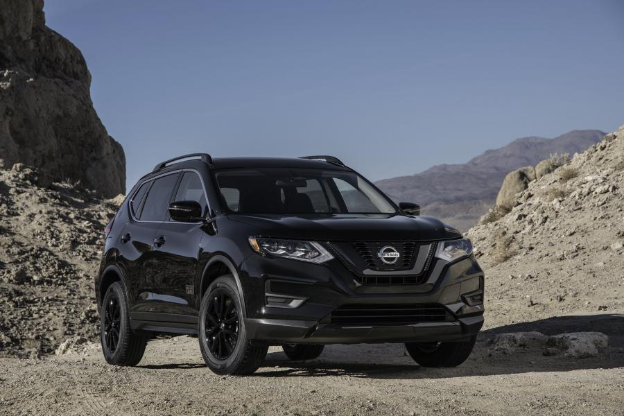 2016 Nissan Rogue Rogue One Star Wars