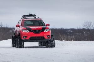 2016 Nissan Rogue Winter Warrior Concept