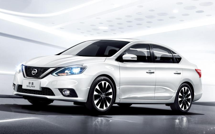 Nissan Sylphy (CN) '2016