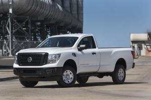 2016 Nissan Titan XD S Single Cab