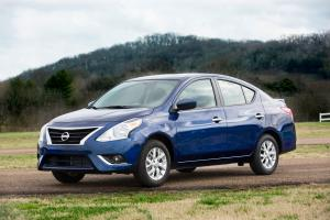 2016 Nissan Versa SV Special Edition