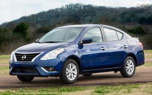 Nissan Versa SV Special Edition 2016 года (NA)