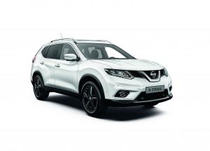 Nissan X-Trail Arctic 360 2016 года
