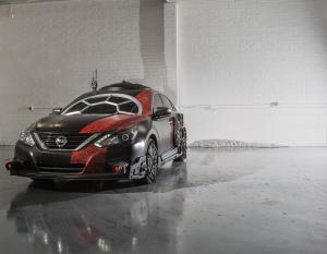 2017 Nissan Altima Special Forces TIE Fighter