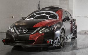 Nissan Altima Special Forces TIE Fighter
