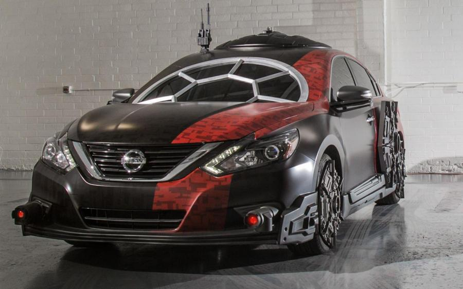 Nissan Altima Special Forces TIE Fighter (L33) '2017