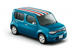Nissan Cube Deco Cube 2017 года