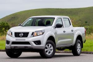 2019 Nissan Frontier S Double Cab