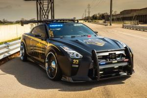 2017 Nissan GT-R Pursuit 23