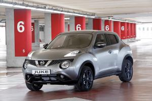 Nissan Juke Dark Sound 2017 года