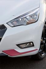 Nissan Micra N-Line 2017 года