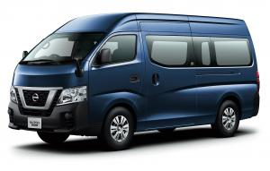 2017 Nissan NV350 Caravan LWB High Roof