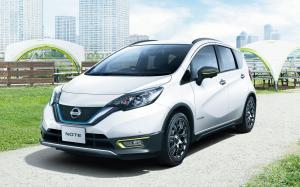 Nissan Note C-Gear 2017 года (JP)