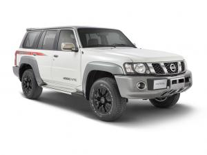 2017 Nissan Patrol Super Safari