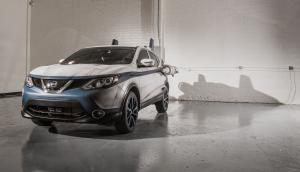 2017 Nissan Rogue Sport A-wing