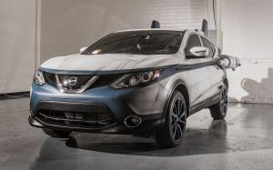 Nissan Rogue Sport A-wing