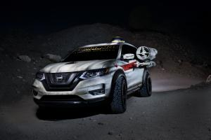 Nissan Rogue X-Wing