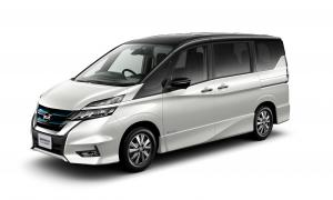 2017 Nissan Serena e-Power Highway Star