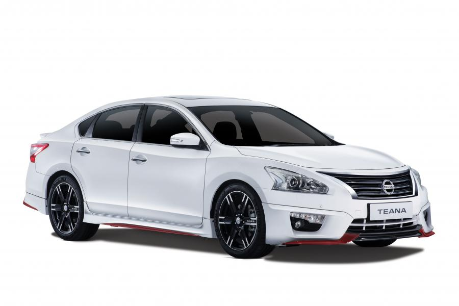 Nissan Teana Nismo Performance Package
