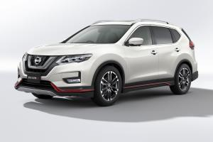 2017 Nissan X-Trail Performance Package by Nismo