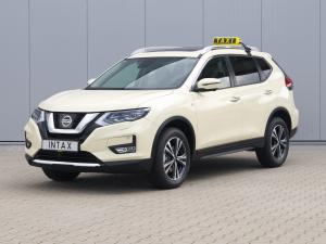2017 Nissan X-Trail Taxi by INTAX