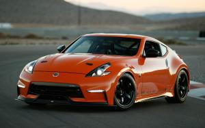 Nissan 370Z Project Clubsport 23 2018 года