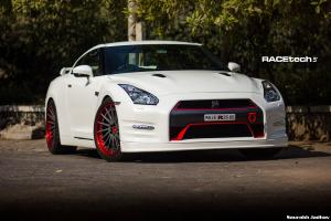 Nissan GT-R Alpha 12 by RACEtech India on ADV.1 Wheels (ADV15R TRACK SPEC CS) 2018 года