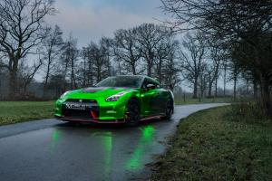 2018 Nissan GT-R Nismo by Mobilista Mototrs and Fostla Design