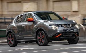 Nissan Juke Ti-S Personalisation Pack Orange Energy