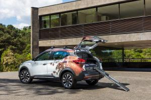 2018 Nissan Kicks For Pets