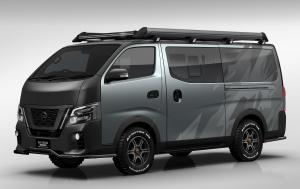 2018 Nissan NV350 Grand Touring Concept