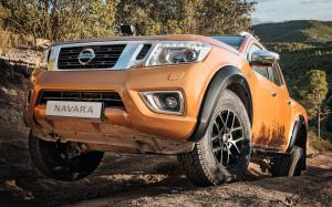 Nissan Navara AT32 Off-Roader by Arctic Trucks 2018 года