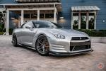 Nissan GT-R on Vossen Wheels (M-X1 (3-Piece)) 2019 года