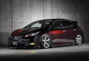 2019 Nissan Leaf by Kuhl Racing