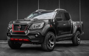 Nissan Navara Double Cab NAVY by Carlex Design 2019 года