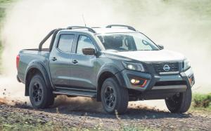 Nissan Navara N-Trek Warrior 2019 года (AU)