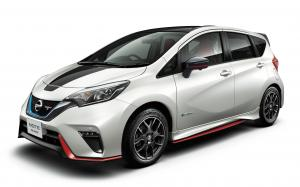 2019 Nissan Note Nismo S Black Limited (JP)