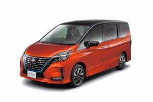 Nissan Serena e-Power Highway Star 2019 года