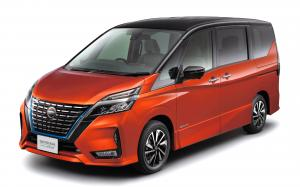 2019 Nissan Serena e-Power Highway Star