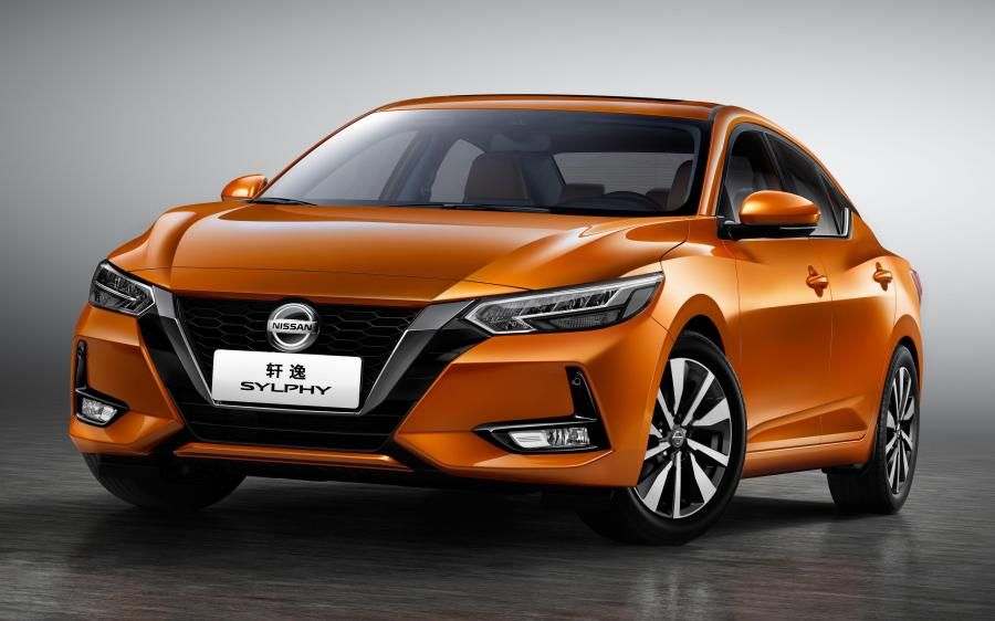 Nissan Sylphy (CN) '2019