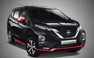 Nissan Livina Sporty Package 2020 года
