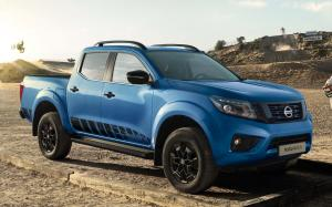 Nissan Navara N-Guard Double Cab 2020 года (EU)