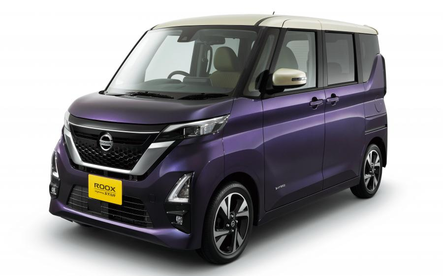Nissan Roox Highway Star '2020